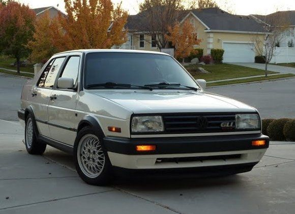 Had a Calypso Green 1990 GLI - second GLI I owned.  Much more refined than the '87.  Met its death when it was first hit in a five-car pile up.  I walked away after climbing out the sunroof.  None of the doors would open and the windows were jammed.
