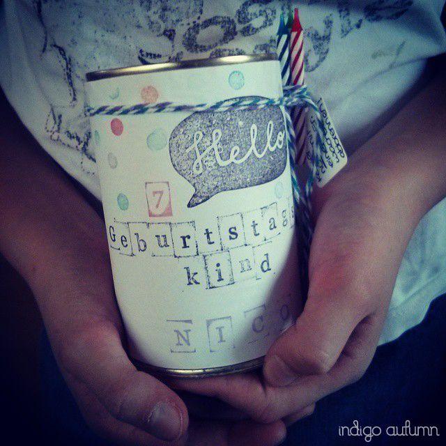 Indigo Autumn: #630 Gutscheine verschenken und verpacken