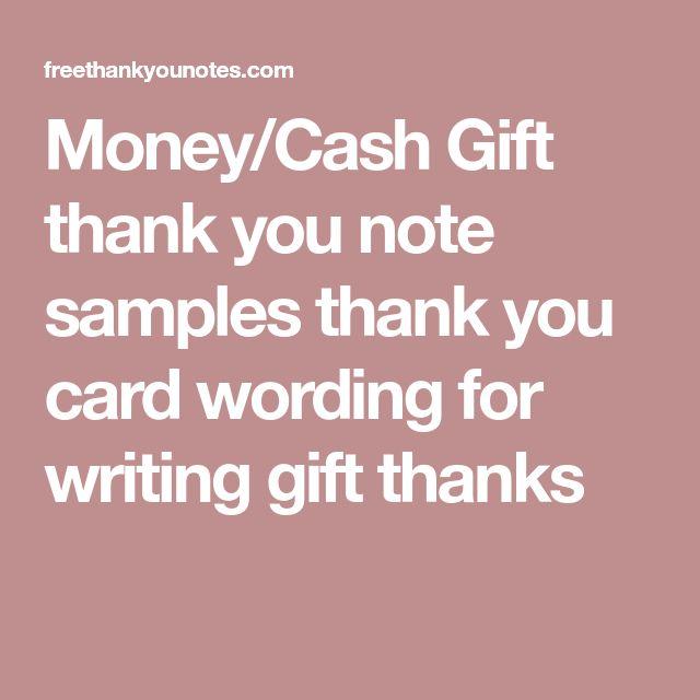 Ponad 25 najlepszych pomysłów na Pintereście na temat Thank you - professional thank you note