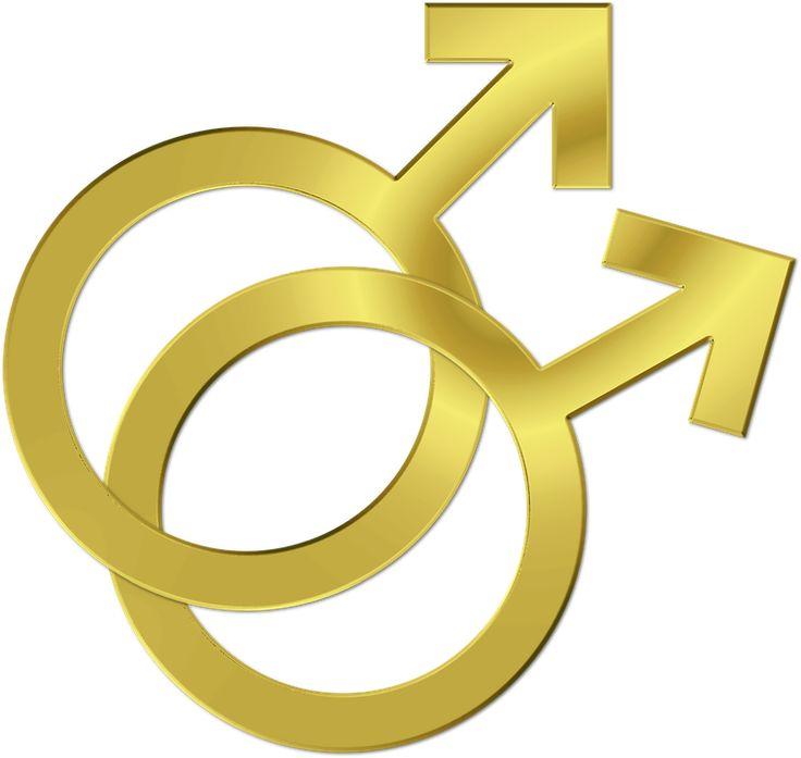 Gay, Symbol, Couple, Marriage, Lgbt, Pride, Homosexual