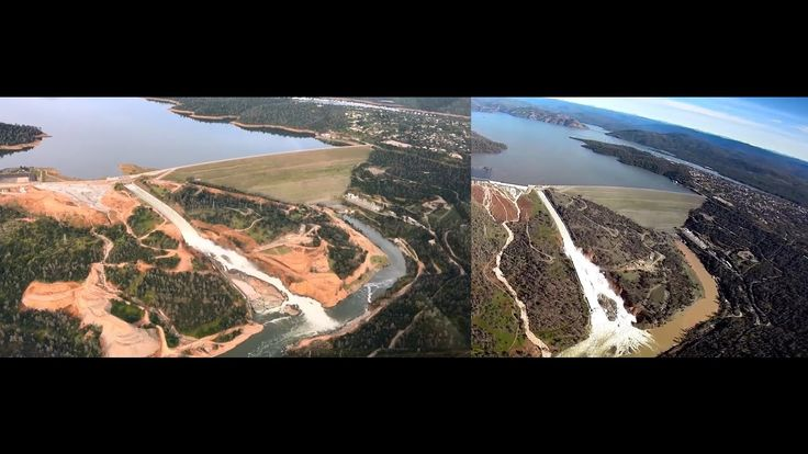 Oroville Dam UPDATE 4/22/2017 9:20 PM The Weather FORECAST 2 day