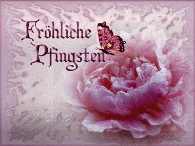Pfingsten Gästebuch Bilder - froehliche-pfingsten-2.gif - GB Pics