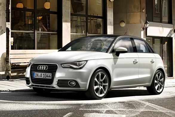 AUDI A1 SPORTBACK 1.2 TFSI EDICION ESPECIAL Stock: 1 por sólo 15.926 € http://www.m-automocion.com/ofertas-coches-nuevos/audi-a1-1301.html