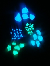 Glow Rocks!  Soo cool!
