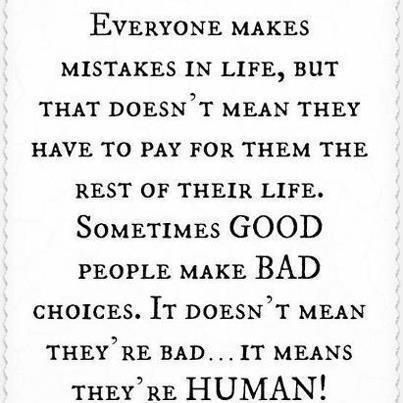 Everyone Makes Mistakes Quote