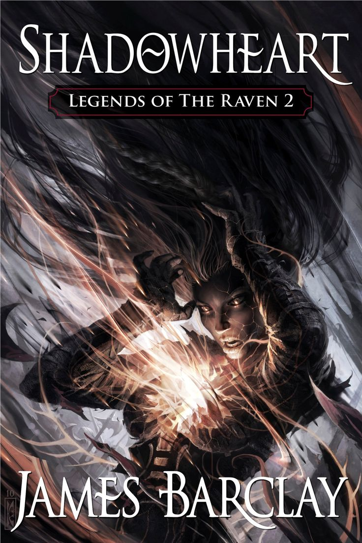 Here's The Shadowheart Cover (us Version) It's Brim With Magical Power And  Energy