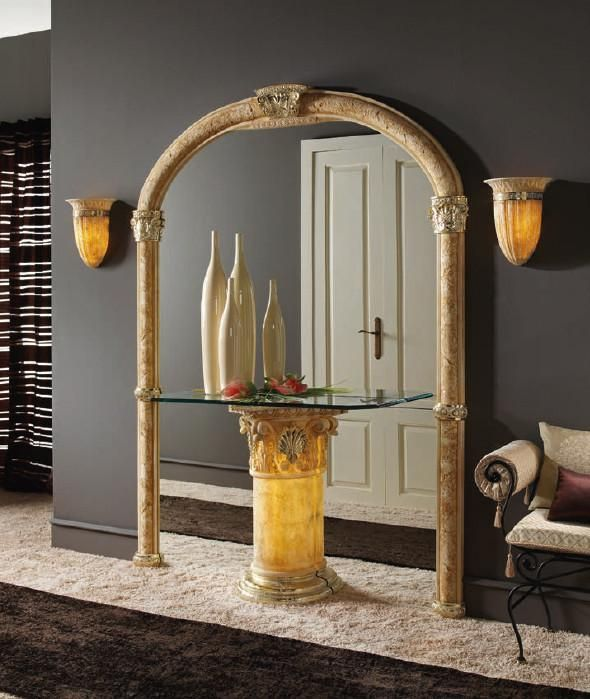 Acropolis Large Wall Mirror