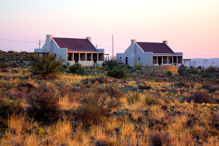 Sunrise at Karoo View Cottages