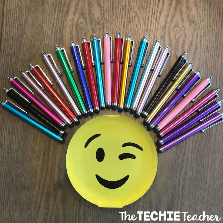 Class set of stylus pens that are affordable and work!