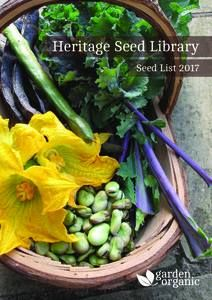 Our 2017 HSL Catalogue will be on its way to members during the week of 5th December