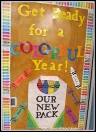 elementary bulletin board ideas for back to school - Google Search