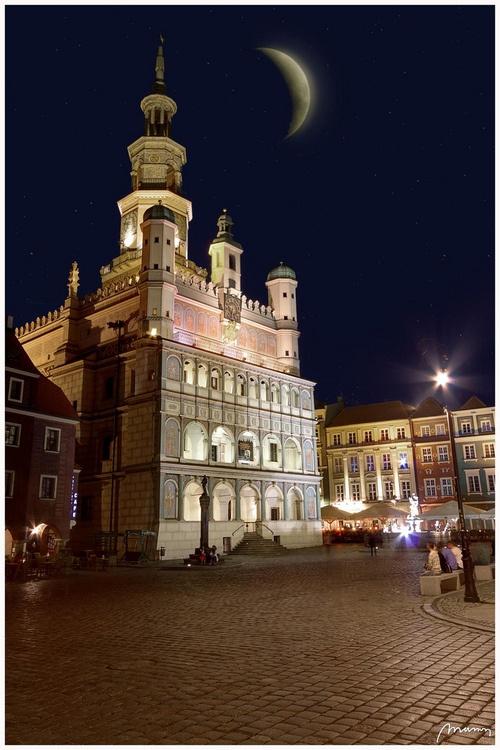 Poznań, Poland, Stary Rynek