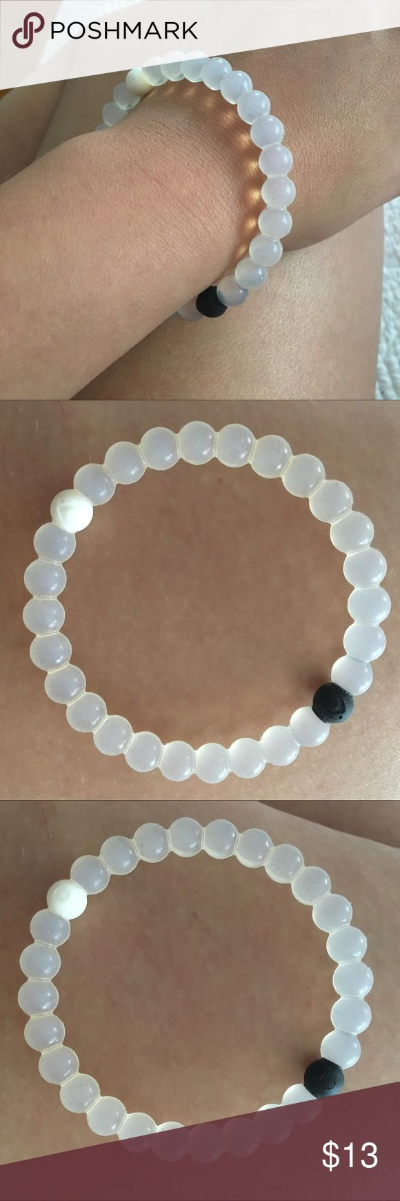 lokai bracelet!! too big for my wrist! never worn Lokai Jewelry Bracelets
