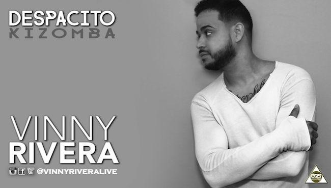 Vinny Rivera  Despasito (kizomba remix)
