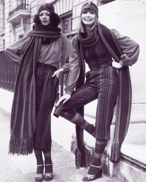 70s Bohemians meet 20s Flappers