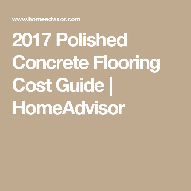 25 Best Ideas About Polished Concrete Floor Cost On
