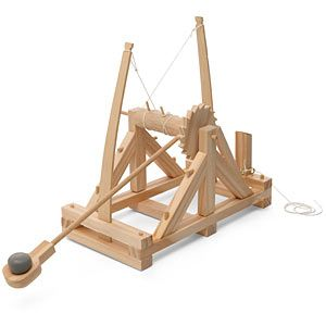 Leonardo Da Vinci Wooden Invention Kits