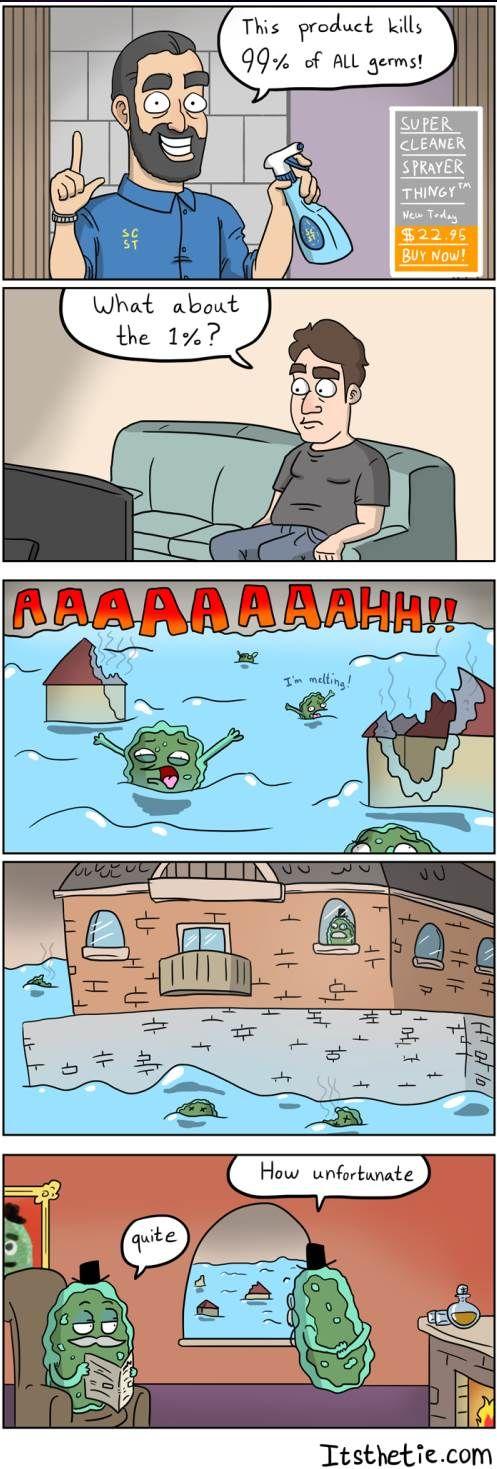 Quite. Comic by www.itsthetie.com