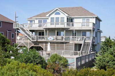 AVON Vacation Rentals | Hurricane Emily - Oceanview Outer Banks Rental | 332 - Hatteras Rental