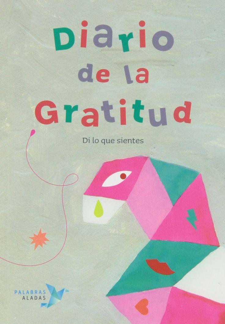 """Apego, Literatura y Materiales respetuosos: """"Diario de la gratitud"""""""