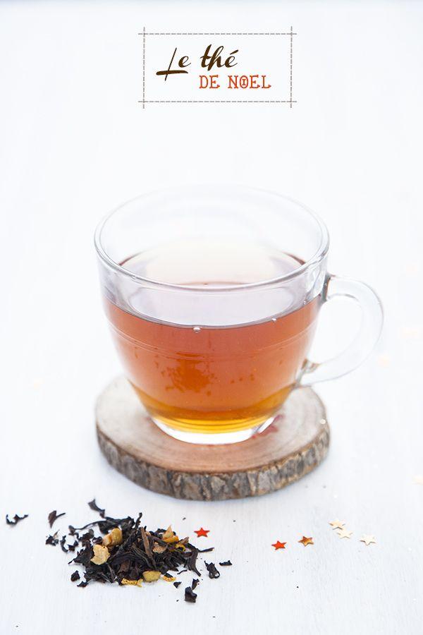 100% Végétal: { Vivement Noël } Le thé de Noël maison (pomme, orange, cannelle…