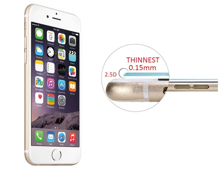 Thinnest Corning gorillas glass screen protector (0.15mm) in the market right now. Only at Amazon: http://www.amazon.com/s/ref=bl_sr_wireless?ie=UTF8&field-brandtextbin=Techniquer&node=2335752011