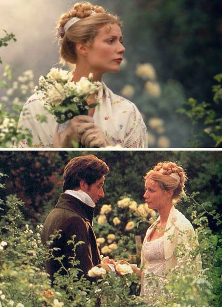 Emma (1996) Starring: Gwyneth Paltrow as Emma Woodhouse and Jeremy Northam as Mr. Knightley.