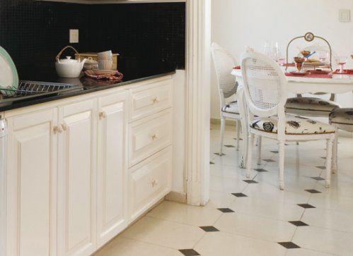 Decover: #RT: Cocinas: cómo elegir el piso adecuado