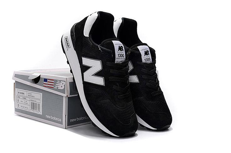 New Balance 1300 Women's Black Running Shoes M1300BBK