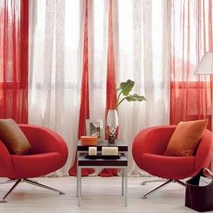 Cool Modern Small Living Room With Small Red Chairs #livingroomchairs  #diningroomchairs #redchair upholstered dining chairs, modern chairs ideas, upholstered chairs | See more at http://modernchairs.eu