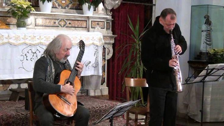 Capodanno 2014,Ottaviano e Di Modugno in concerto a Modugno per iniziati...