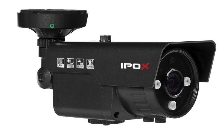 Kamera IPOX VIG600E | Kamery tubowe ---------------  Sony Effio-E 650/700TVL #cctv #camera #ipox
