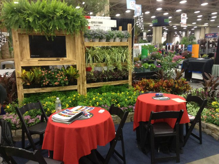 Seville Farms Booth Tnla Dallas Tx 2017