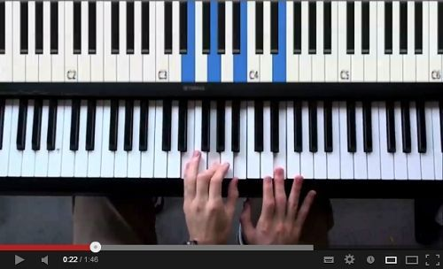 """I actually learned this song by watching a cool YouTube tutorial video.  <b><i><a href=""""http://reviewcrue.com/979/harry-potter-theme-piano-tutorial/"""">Check out Harry Potter Piano Tutorial Video</a></b></i> <==(<b><a href=""""http://reviewcrue.com/979/harry-potter-theme-piano-tutorial/"""">Watch Video</a></b>)  The song that is famous is actually called Hedwig's Theme--the theme that plays throughout each movie.  You can check out the tutorial video I am talking about linked above.  Poor Hedwig…"""