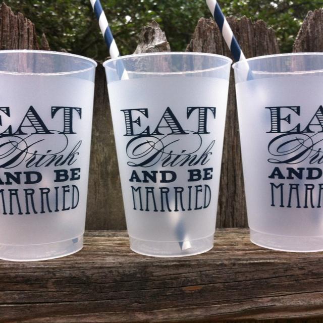 Wedding cups @Anne-Marie de Villiers