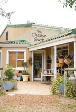 Overberg / Hermanus: Klein River Cheese Factory - cheese tasting, picnic , Western Cape, South Africa (Südafrika)