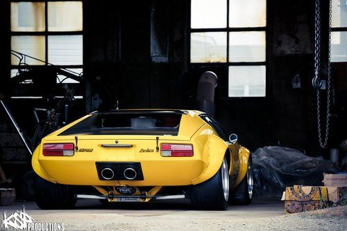 1000 Images About De Tomaso Pantera On Pinterest Ford