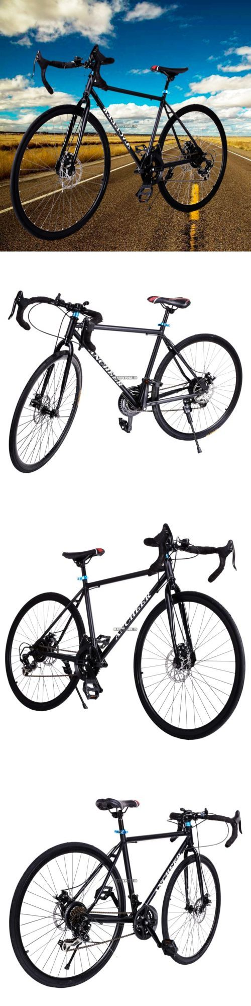 Bicycles 177831: 26Inch Mens Road Bike Racing Bicycle 700C Gear Shift Commuter Bike 440 Lbs -> BUY IT NOW ONLY: $129.38 on eBay!