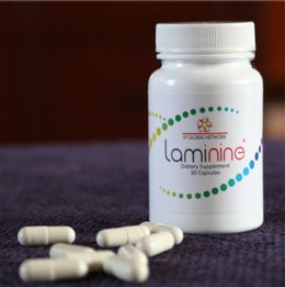 Laminine - a natural supplement that helps improve mood, promotes healthy sleep, hormonal balance, hair & nails, wrinkles and lots more!