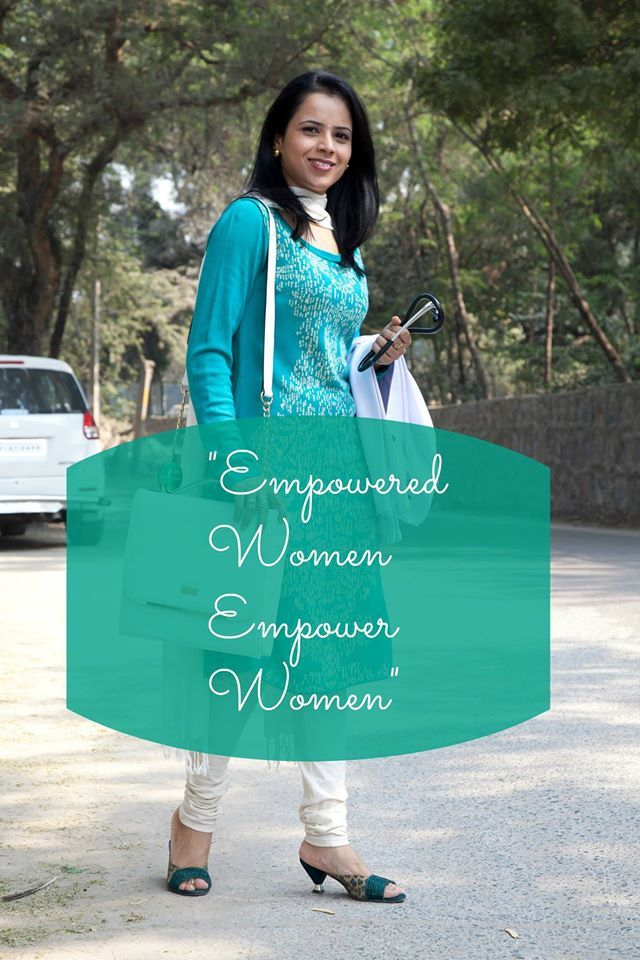 Are you #empowering yourself as a woman & other #women?