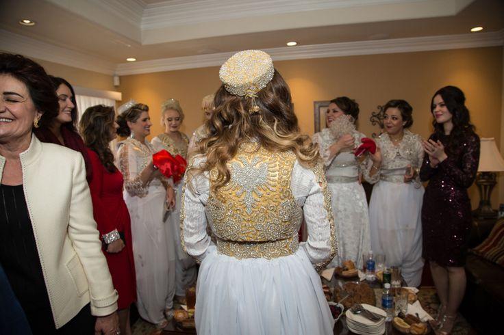Albanian wedding, Albanian bride
