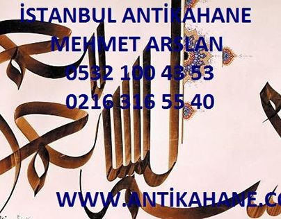 "Check out new work on my @Behance portfolio: ""M.KEMALPAŞA ANTİKA EŞYA ALANLAR 0532 100 43 53"" http://on.be.net/1i1ivkH"