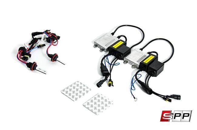 HID Light Conversion Kit, B7 Volkswagen Passat Fog Light - 3000K