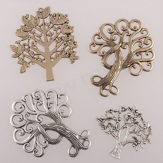 Δέντρα για DIY γούρια   bombonieres.com.gr