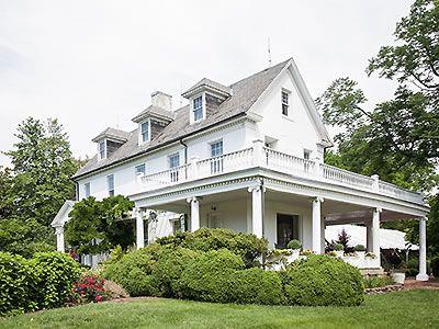 River Farm Plantation DC Wedding Venues Alexandria VA Weddings 22308