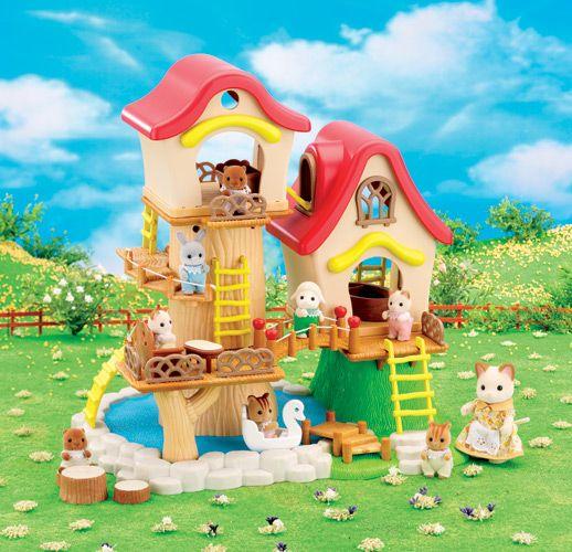 Fair Ground Tree House