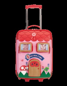Oilily Fairy Village carry on