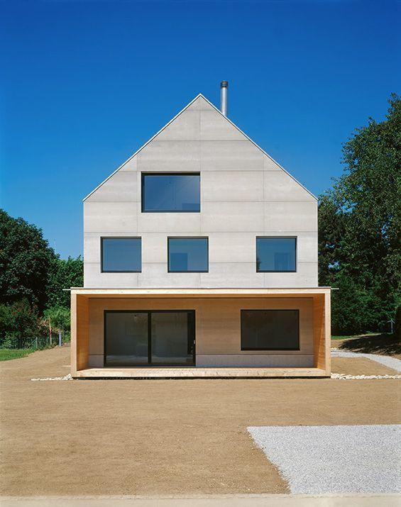 Galli Rudolf . Galli's house . Scherzingen (1)