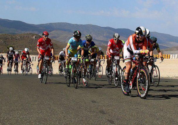 ¿Conoces la 12H Trackman Cycling? Una prueba única que se celebrará el próximo 20 de mayo en el Circuito de Almeria.  #almeriatrending #tabernas #almeria