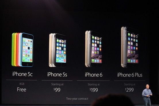 iPhone 6 and iPhone 6 Plus: A Look at the Specs - Personal Tech News - WSJ